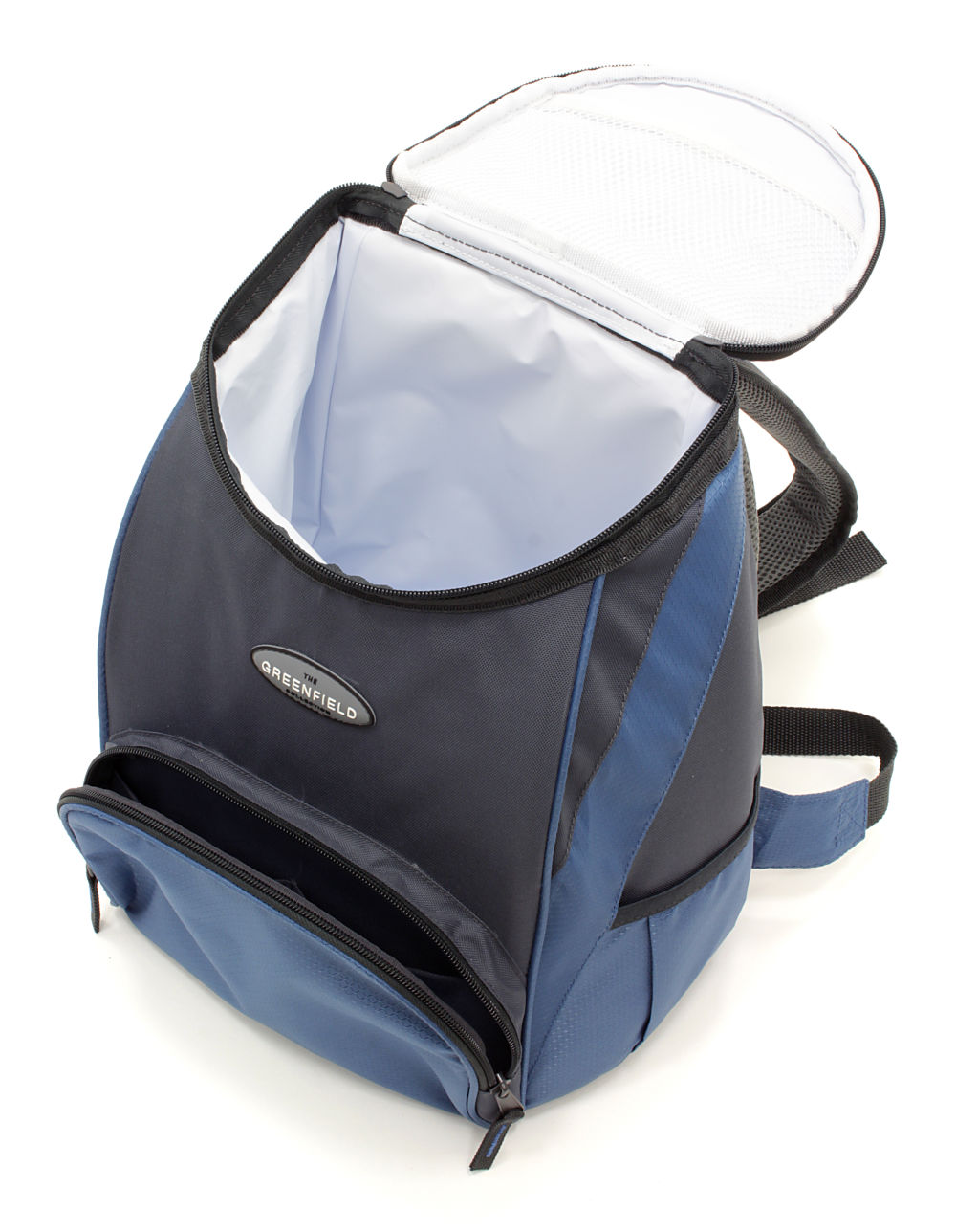 16 Litre Powder Blue Backpack Cool Bag – The Greenfield ...