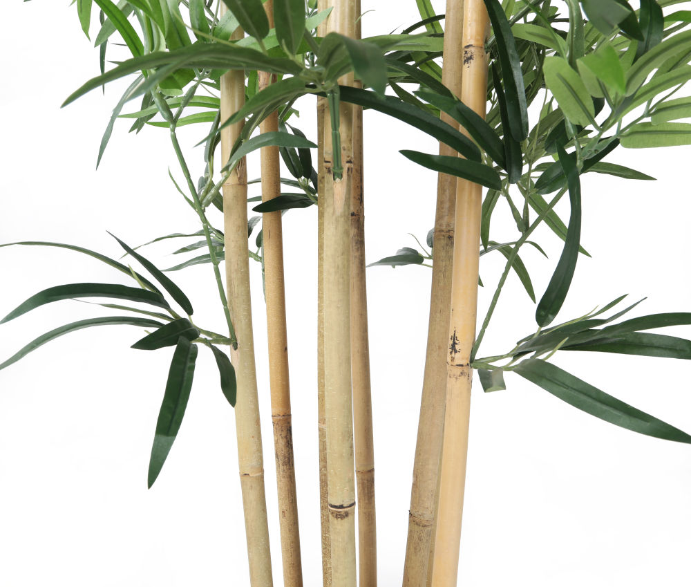 Artificial Bamboo Stalks ~ Artificial golden bamboo tree closer nature