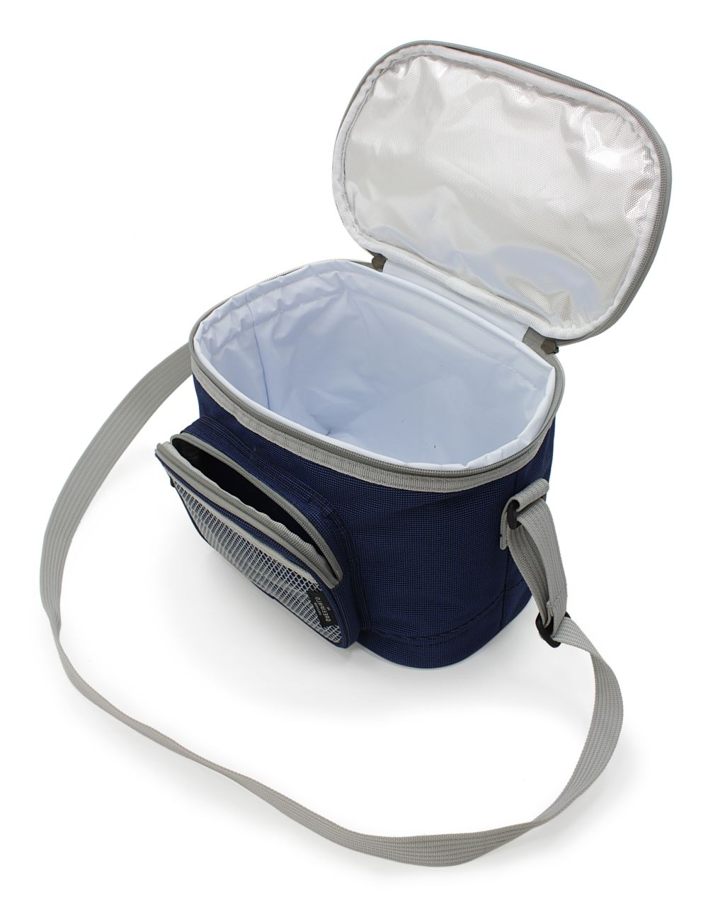 This 15 Litre cool bag with ample space has been designed to accommodate a combination of food, containers and drinks. The bag is fully insulated using our patented IceTech+ technology.